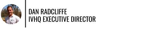 Daniel Radcliffe - IVHQ Executive Director